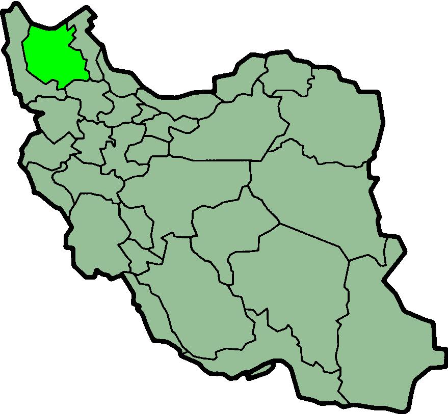 کد پستی استان آذربایجان شرقی