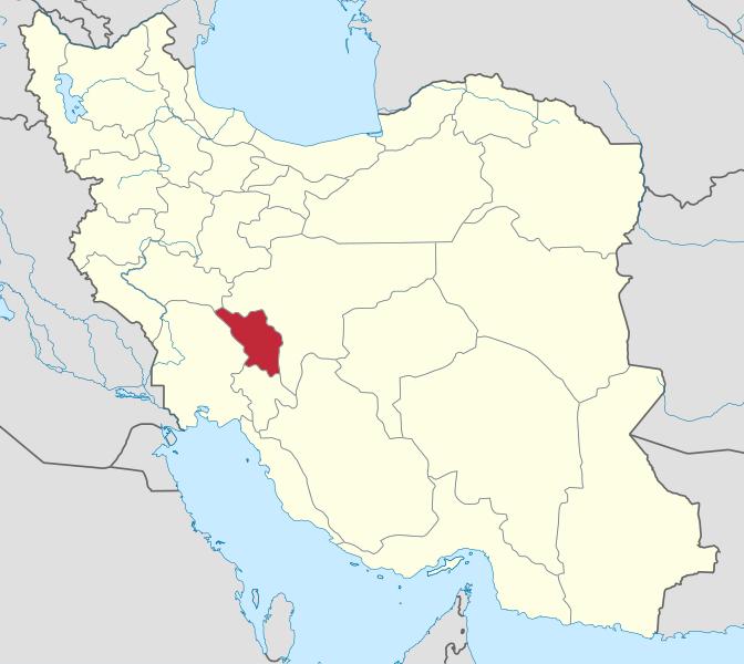 کد پستی استان چهارمحال و بختیاری