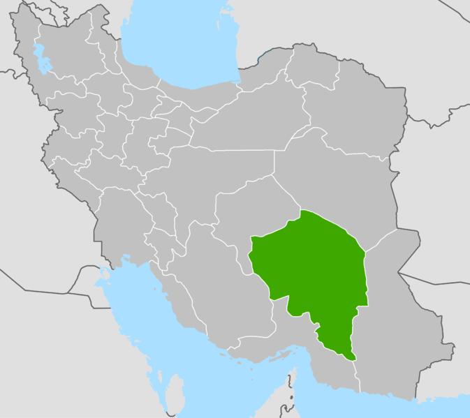 کد پستی استان کرمان