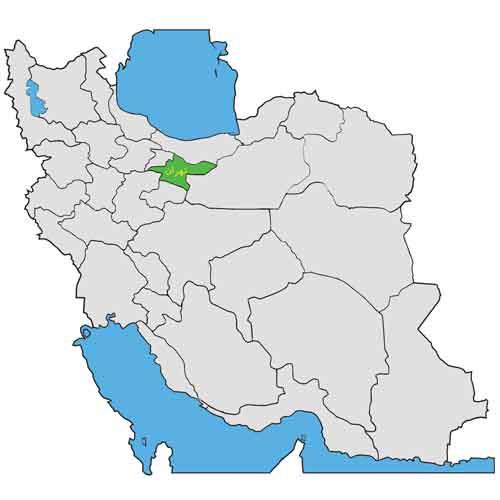 کد پستی استان تهران