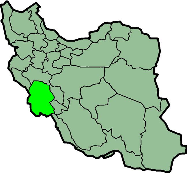 کد پستی استان خوزستان