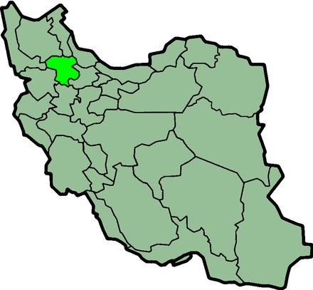 کد پستی استان زنجان