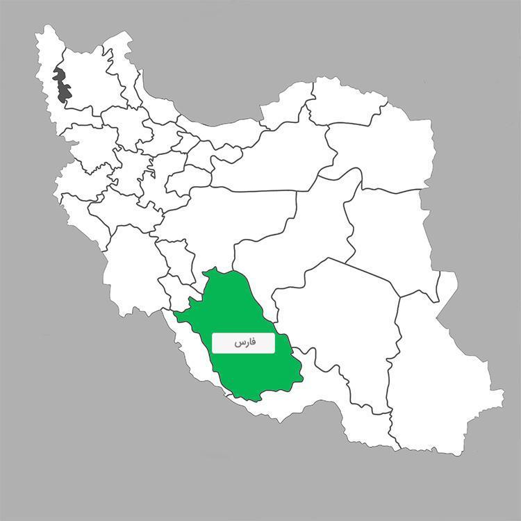 کد پستی استان شیراز