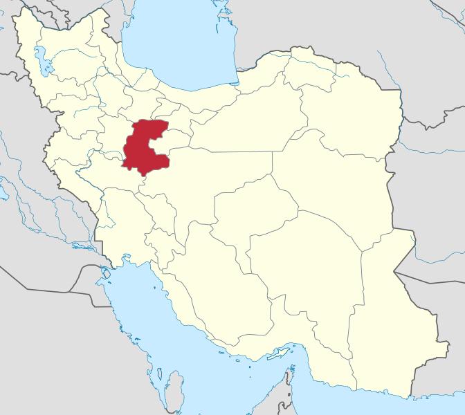 کد پستی استان مرکزی