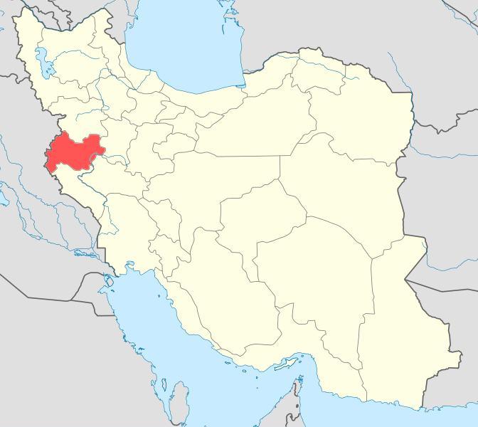 کد پستی استان کرمانشاه